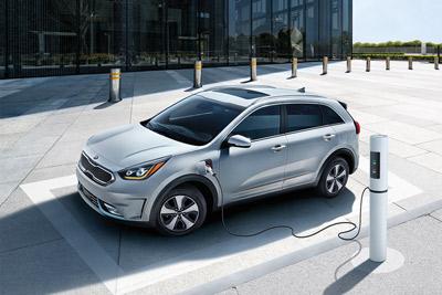 2019 Kia Niro PHEV PlugIn Hybrid SUV Kia's Spacious