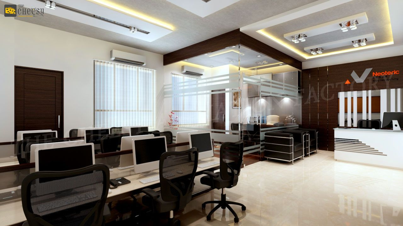 The Cheesy Studio Service Is Architectural 3D Interior Rendering Animation,  Commercial, Residential, Villa