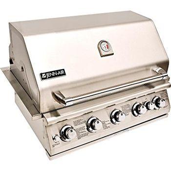 799 Costco online 32 Jenn Air Stainless Drop in 6 Burner BBQ