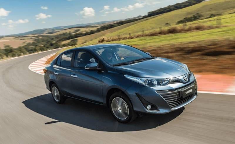 2021 Toyota Yaris Sedan The New Generation Yaris Sedan Arrived In 2017 As Mazda 2 S Yaris Ia In 2019 It Received A Refresh Edifold Front In 2020 Yaris Sedan Toyota