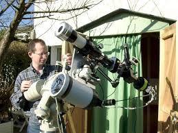Résultats de recherche d'images pour «astronomy setup»