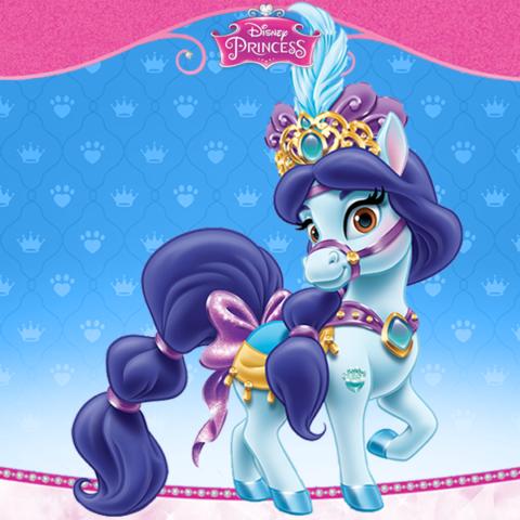Lapis (Jasmine's) Palace Pets Disney princess pets