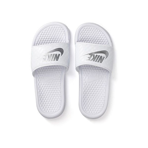 best service a64cf c6173 Nike Classic Nike sandals ( 25) ❤ liked on Polyvore featuring shoes, sandals,  nike, nike shoes, nike footwear and nike sandals