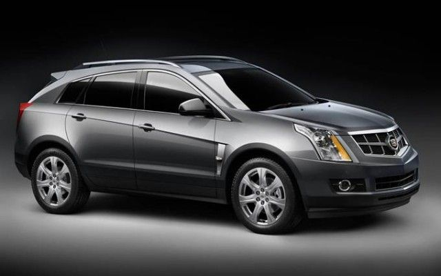 2017 Cadillac Srx Crossover And Release Date