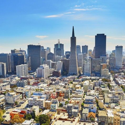 Changing Skyline A Look At San Francisco S Luxury High Rise Boom Previews Inside Out San Francisco Travel Moving To San Francisco San Francisco Skyline
