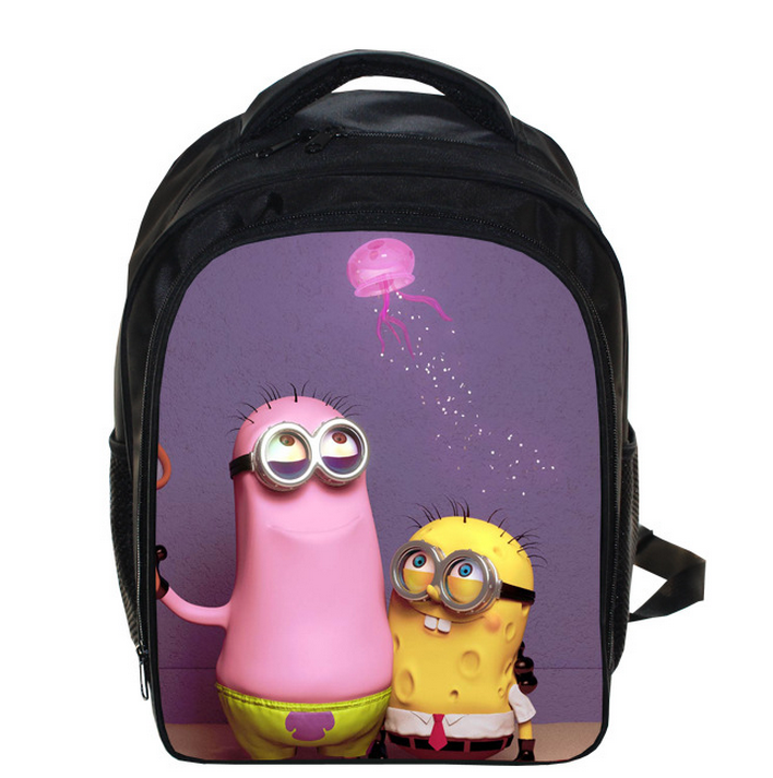 d3c24d74f08c 13 Inch Despicable Me Kids Backpack Cartoon Bags Child Boys Girls Schoolbag Mochila  Children Quality School Bag Gift  Affiliate