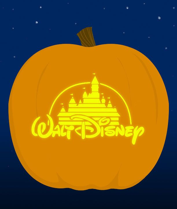 The disney logo submitted by pandarosita pumpkin