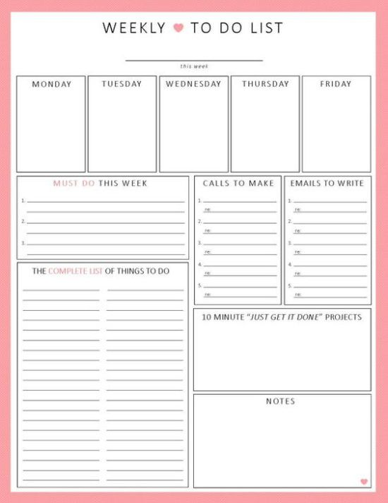 Event Planner Free Printables - Bing images Party Planner Template