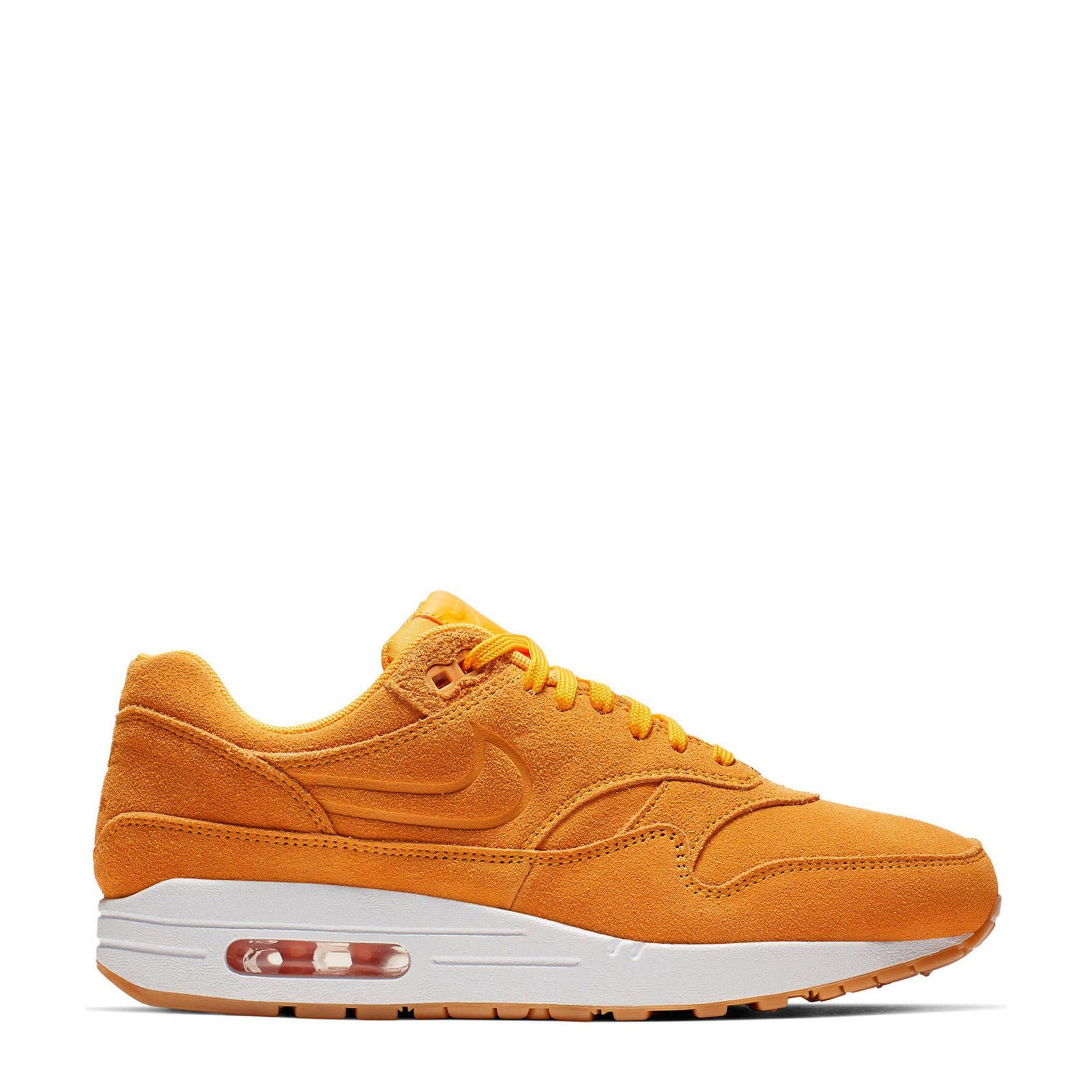 Air Max 1 Prm suède sneakers   Nike air max, Nike sneakers ...