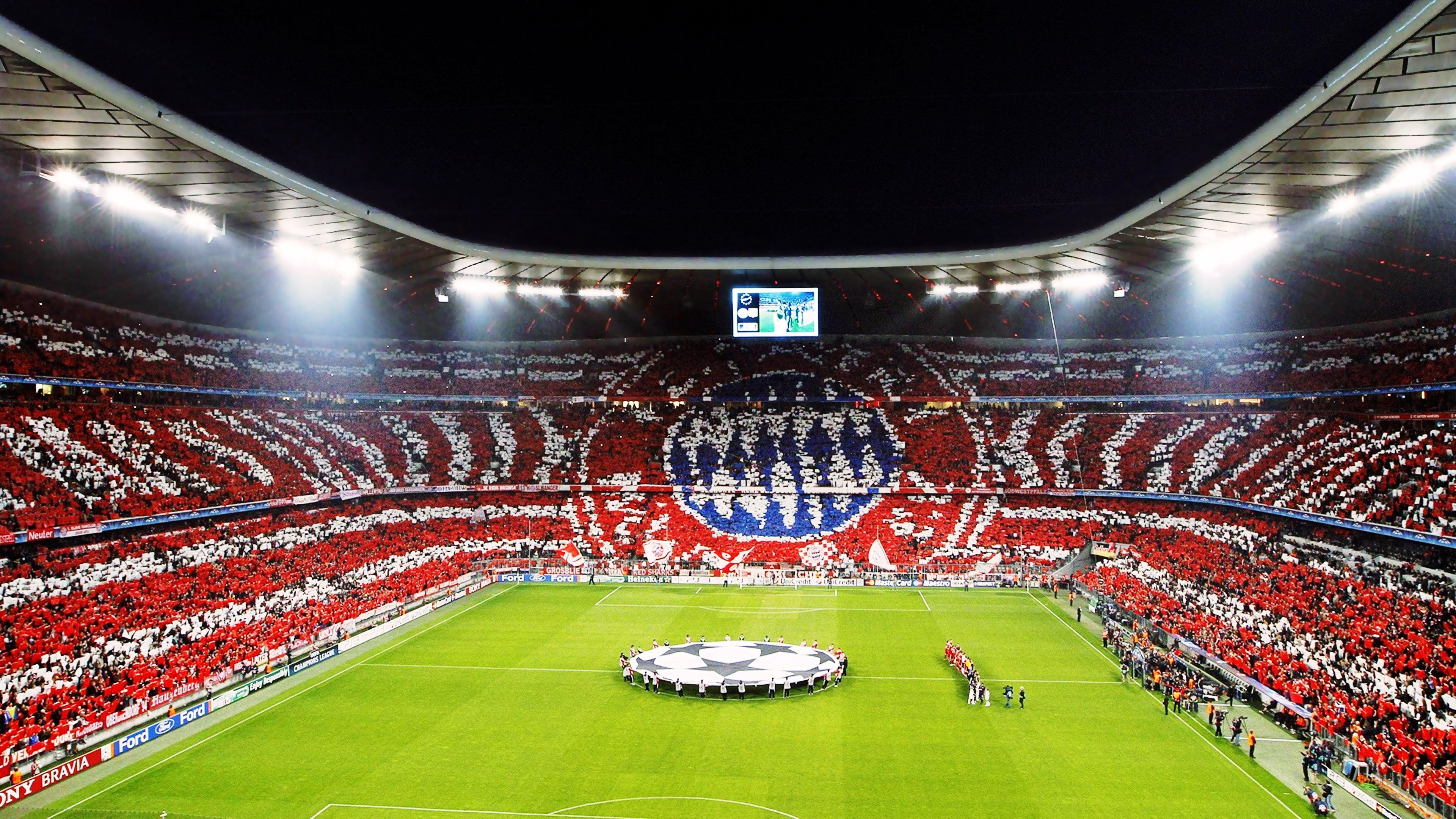 1900 Allianz Arena Bayern Bundesliga Champions Fans 4k Wallpaper Hdwallpaper Desktop Bayern Bayern Munich Wallpapers Bayern Munich