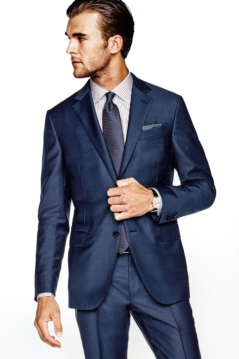 Smart Business Suit – Zegna Made to Measure