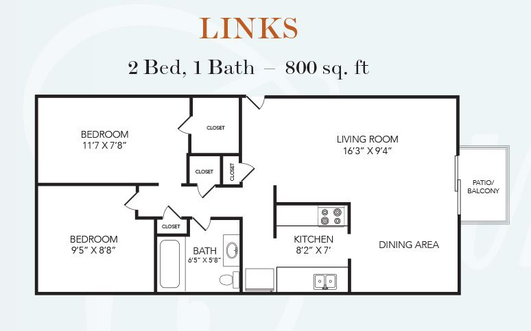 Lawrence Apartments Floor Plans Country Club On 6th Apartments Apartment Floor Plans