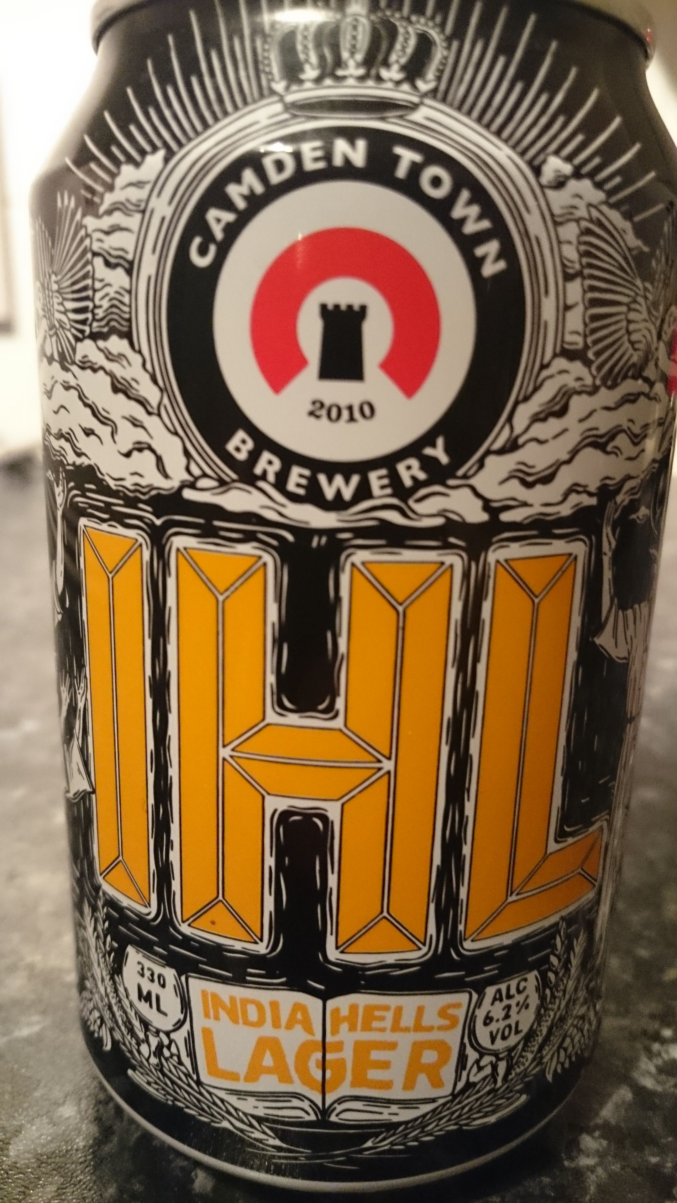 A Review of Camden Town Brewery IHL Brewery, Camden town