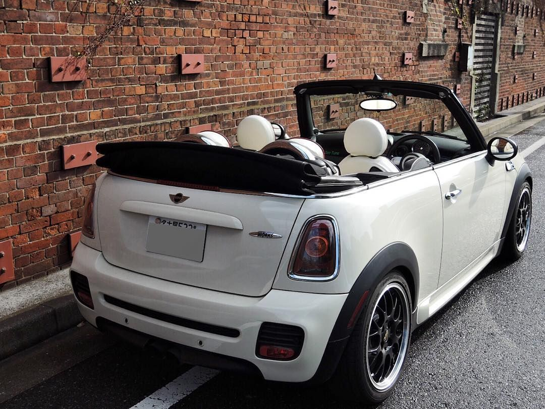 Kuromini3298 On Instagram 昨日は引きこもり 今日は何しよかな Bmw Mini Bmwmini Minicooper R56 R57 Jcw Bbs Minicooperjcw Aesthe Mini Cooper Dream Cars John Cooper Works