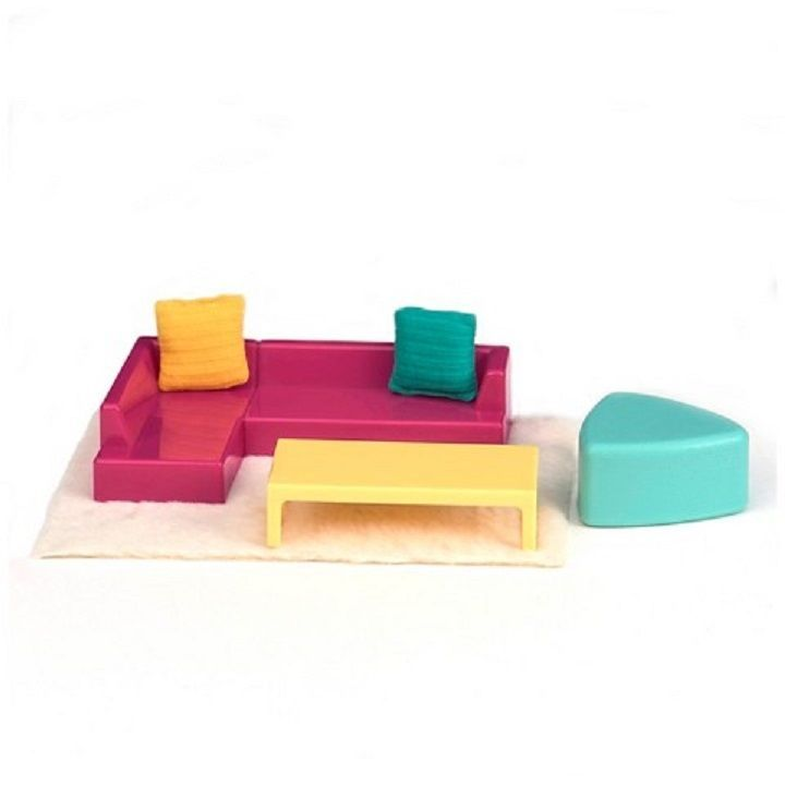 ~LIVING ROOM LOUNGE Furniture SET~LORI Our Generation-for mini AG dolls #OurGeneration