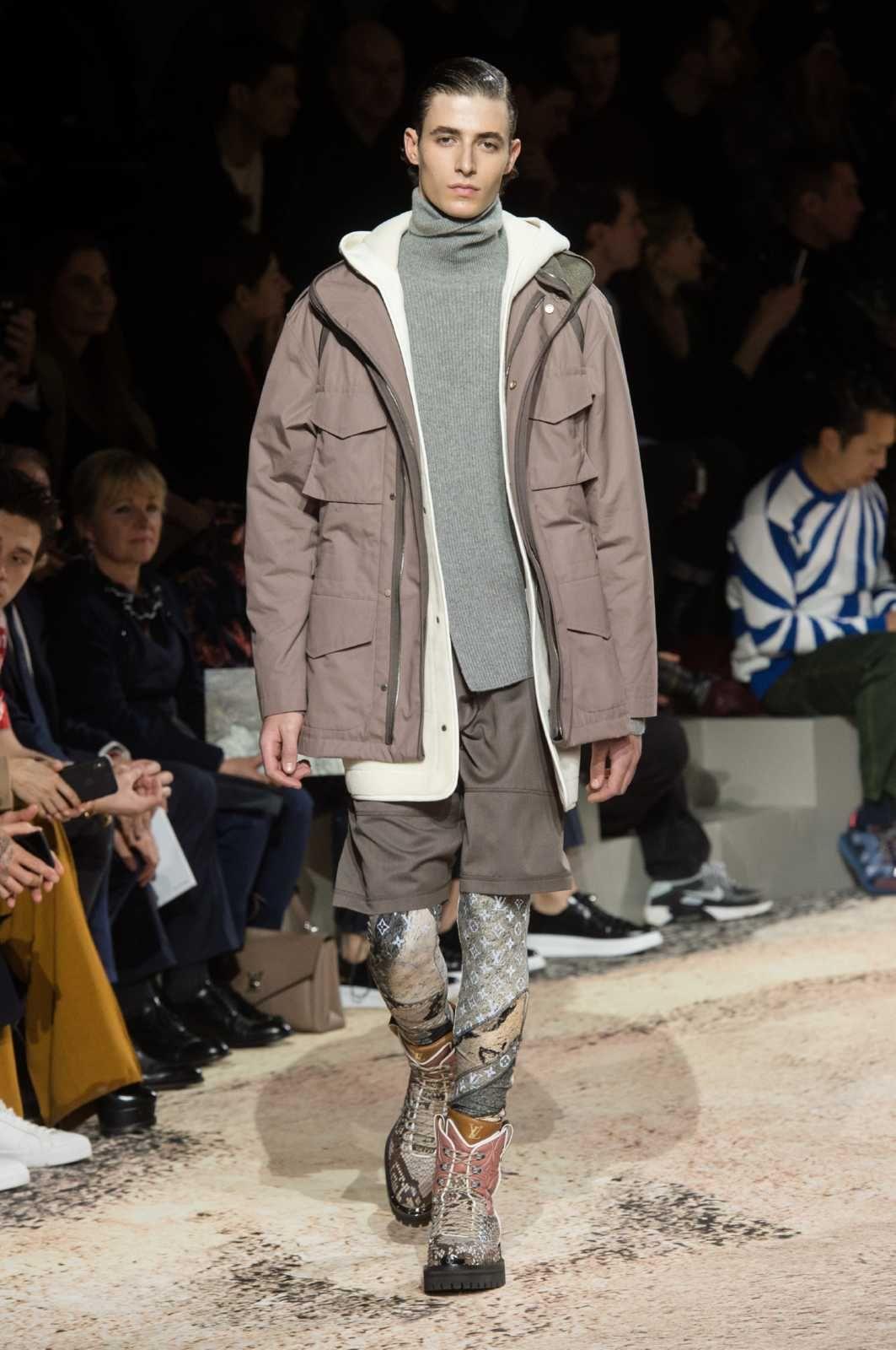 Louis Vuitton Fall-Winter 2018-2019   Paris Fashion Week ...