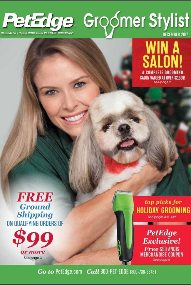 The PetEdge digital catalog is here for the holidays!