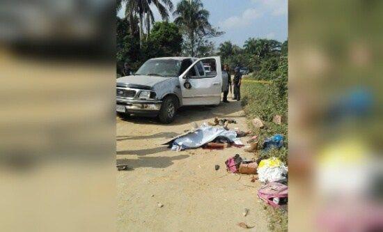 Dos muertos tras enfrentamiento entre sujetos armados y federales - http://www.esnoticiaveracruz.com/%e2%80%8bdos-muertos-tras-enfrentamiento-entre-sujetos-armados-y-federales/