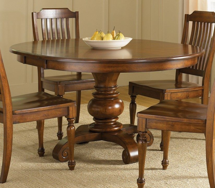 Round Wood Dining Room Table Check More At Http://casahoma