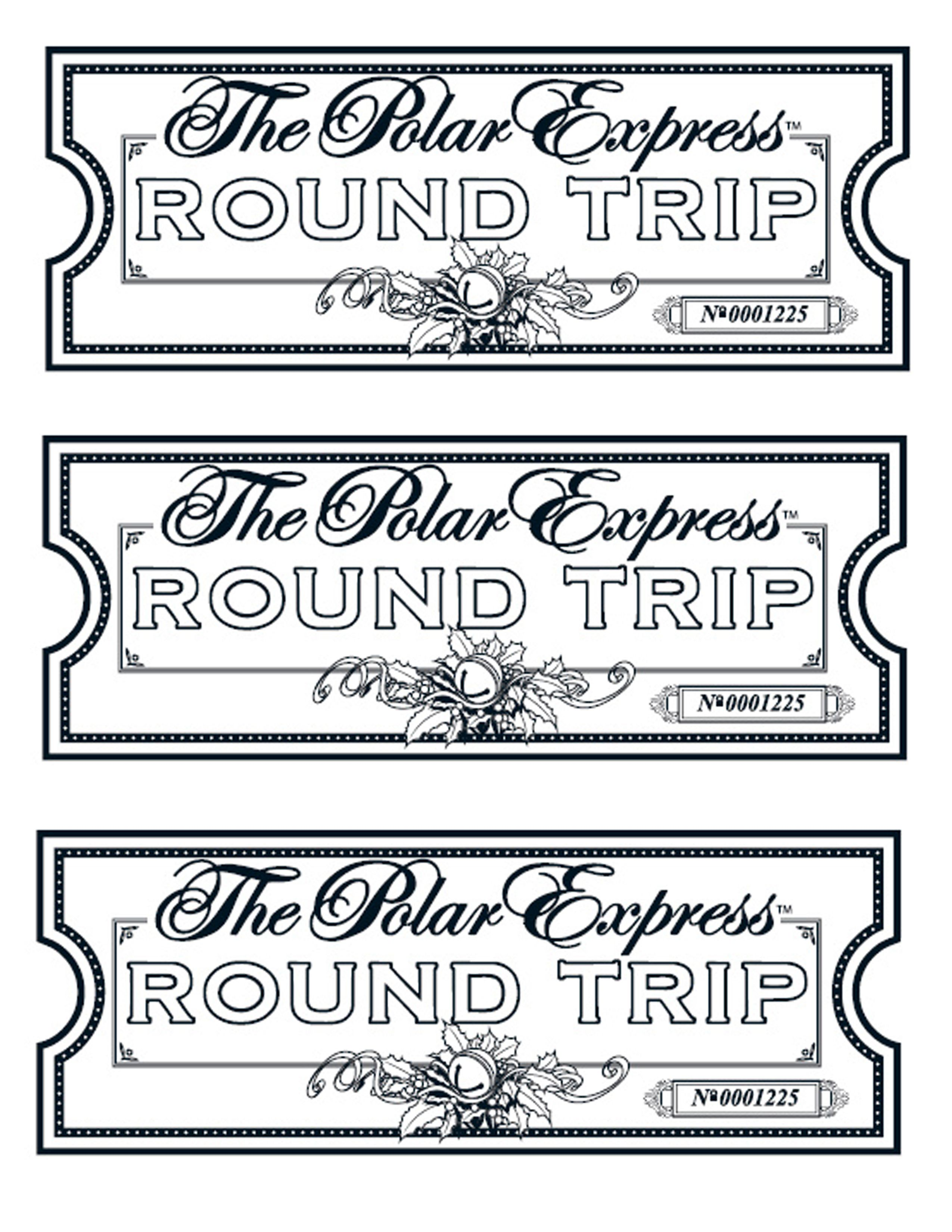 photograph regarding Printable Polar Express Ticket called My acquire upon the Polar Convey tickets. We revealed them upon