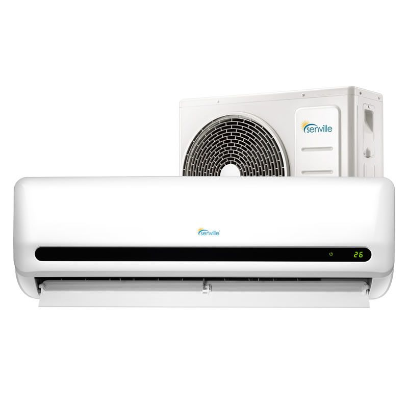Leto 9000 btu ductless mini split air conditioner with remote house publicscrutiny Image collections
