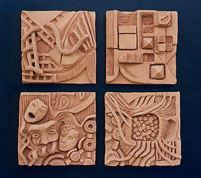 clay reliefs What about clay tiles scenes for DofDead or horror scenes, urban legends?