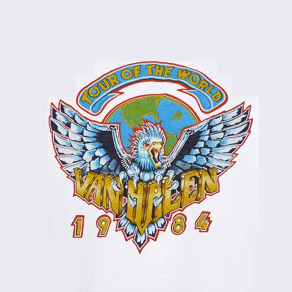 Van Halen World Tour 1984 Musica