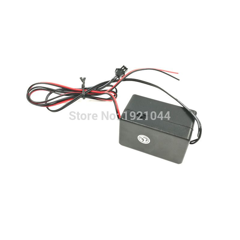 NEW Type DC-12V 4-20M EL wire inverter Neon LED Light Driver for ...