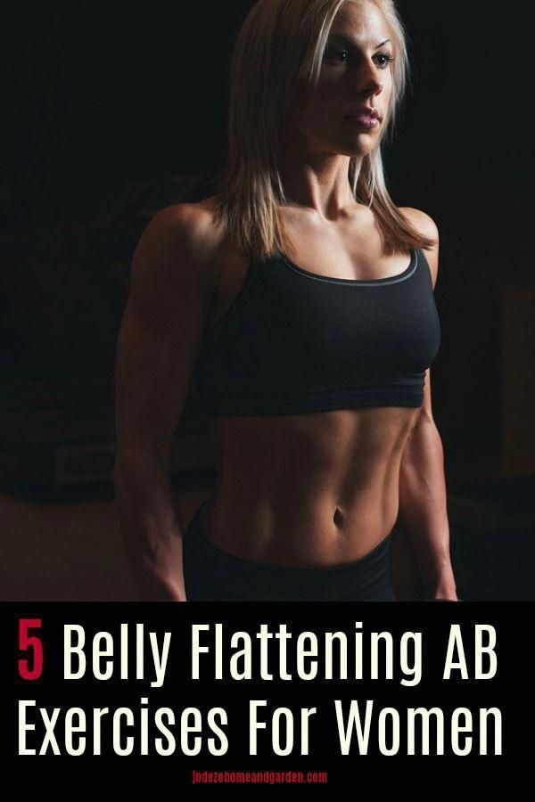 5 Belly Flattening AB Exercises For Women and Ab Workout Included. Today's Home Ab Workout For Women includes 5 Ab Exercises to help define and strengthen both lower and upper abs. #abdominalexercises #upperabworkouts 5 Belly Flattening AB Exercises For Women and Ab Workout Included. Today's Home Ab Workout For Women includes 5 Ab Exercises to help define and strengthen both lower and upper abs. #abdominalexercises #upperabworkouts 5 Belly Flattening AB Exercises For Women and Ab Workout Include #upperabworkouts