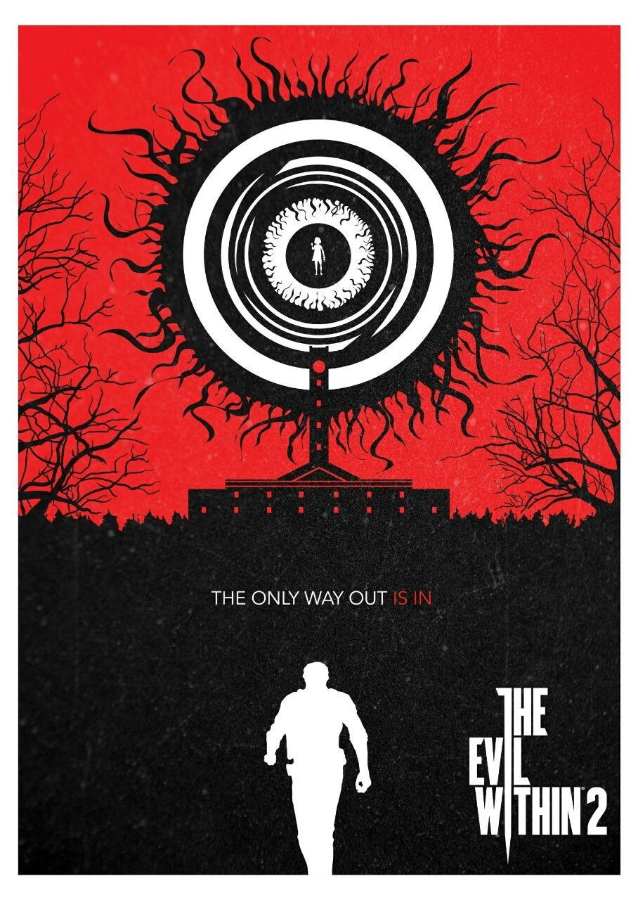 Ryan Caskey Illustration The Evil Within Evil Cry Of Fear