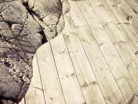 Terrasse materialer