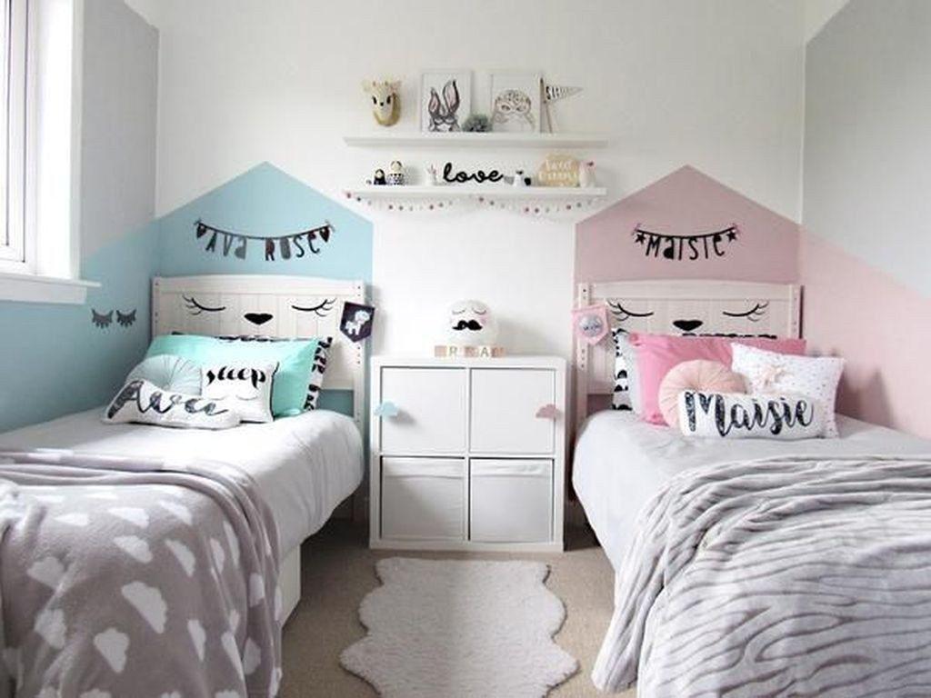 20 Moderne Farbenfrohen Schlafzimmer Deko Ideen Fur Kinder Kinderzimmer Dekor Kinderzimmereinrichtung Kinderzimmer Streichen