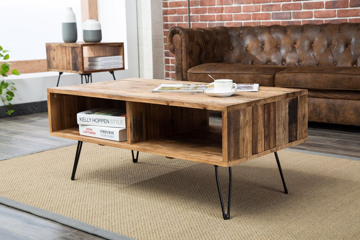 Turner Hairpin Leg Coffee Table Ashley Furniture Homestore