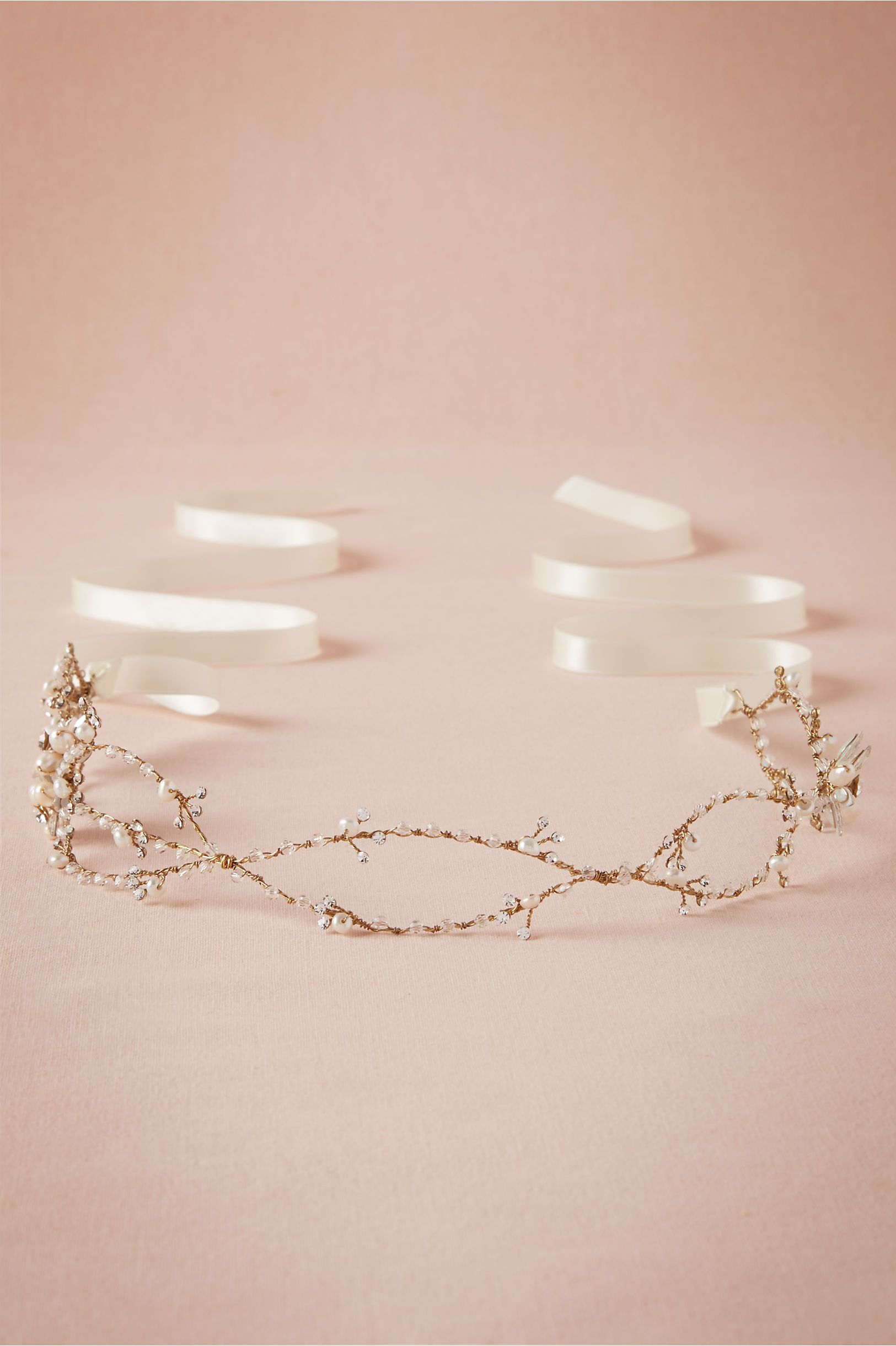 trellis halo hair jewelry wedding hair accessories
