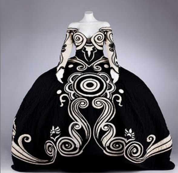 VERSACE Opera Costume