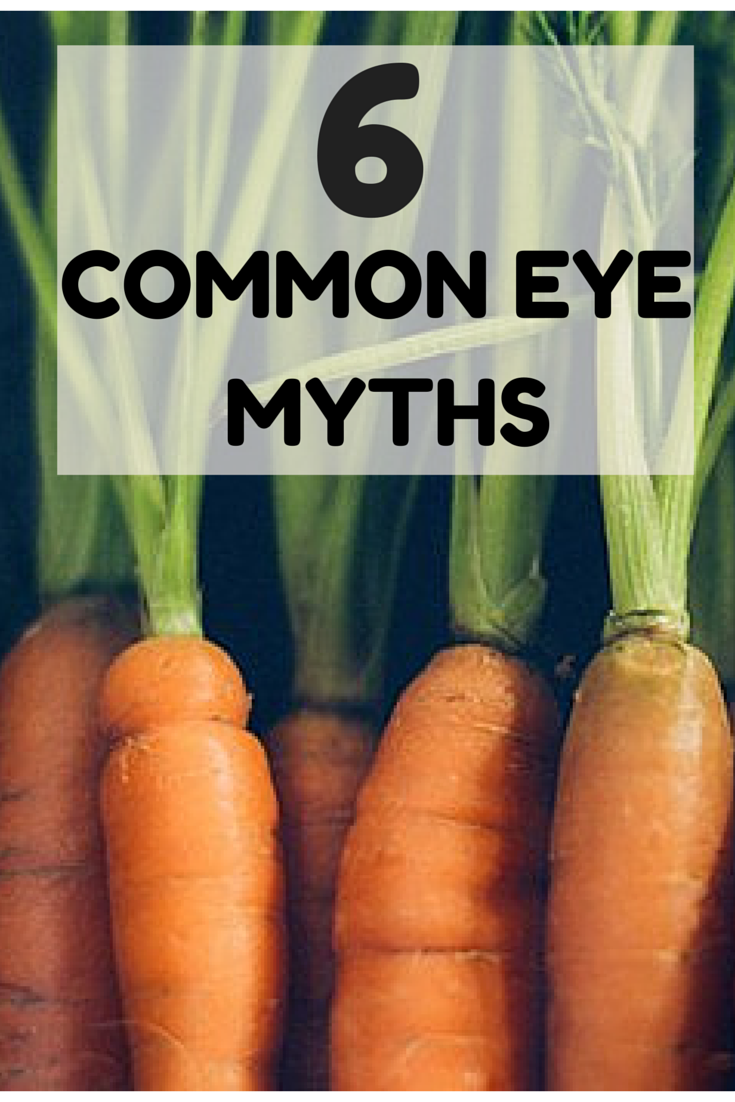 Are You Falling for These Eye Health Myths