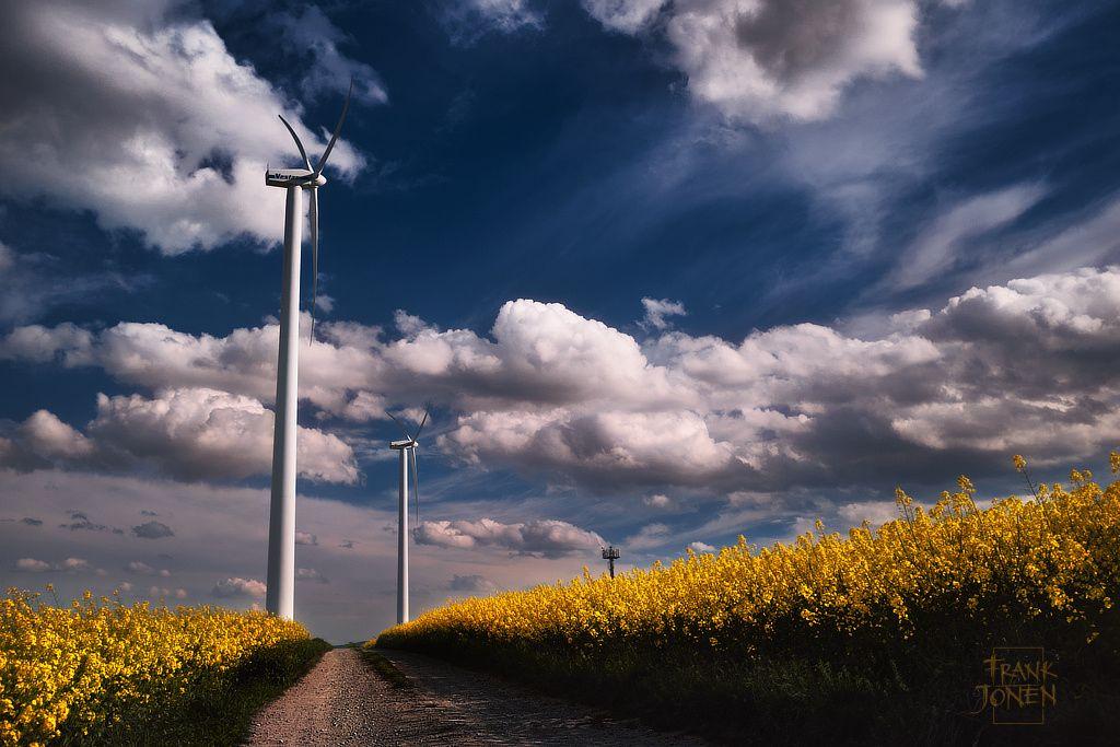 Path to Power by Frank Jonen on 500px