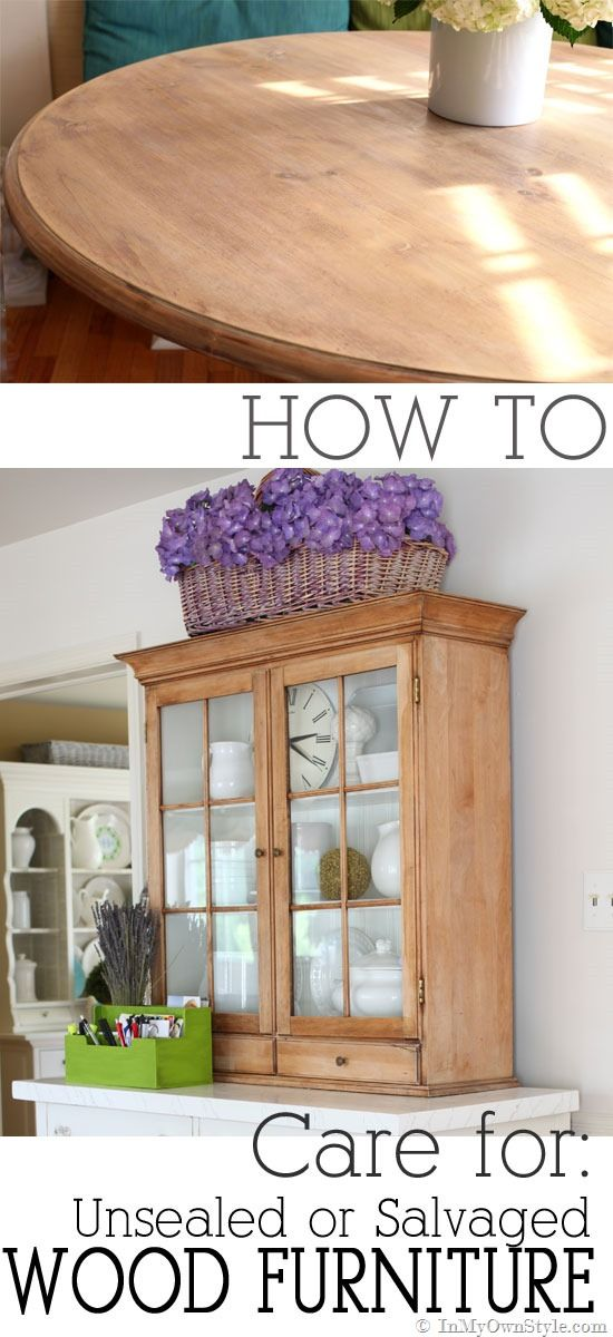 Transform trash, thrift store, or hand-me-down furniture into beautiful  pieces by following the step by step photos and instructions on this site.