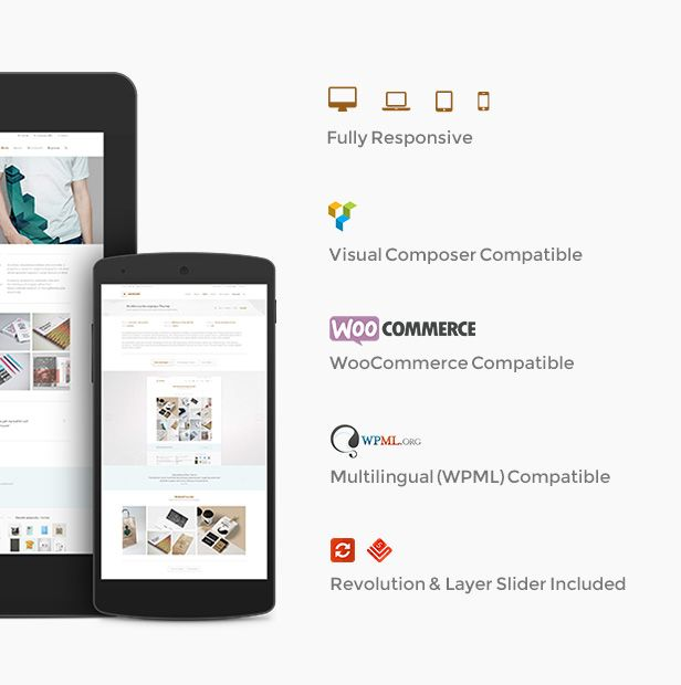 Multicorp WP - Clean Agency WordPress Theme | Wordpress