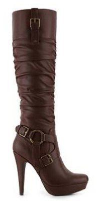 e27fecc8735 G by Guess Sexy Slouch Boot Boots Black Pewter Brown Sizes