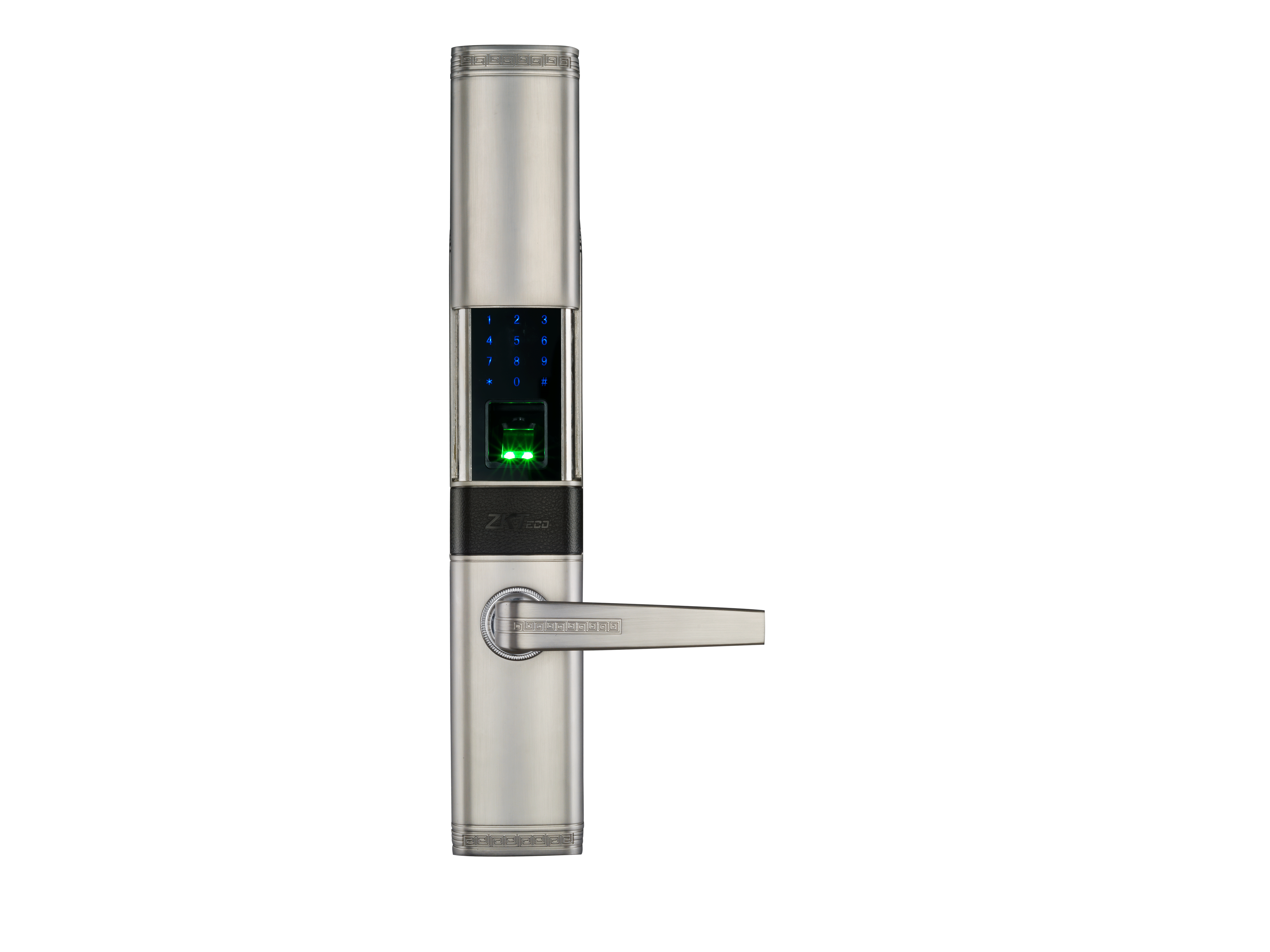 Tl200 New Fingerprint Lock With Voice Guide Feature Keyless Door Lock Keyless Fingerprint Door Lock