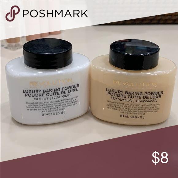 Lux Baking Powder Powder, Baking powder, Makeup revolution