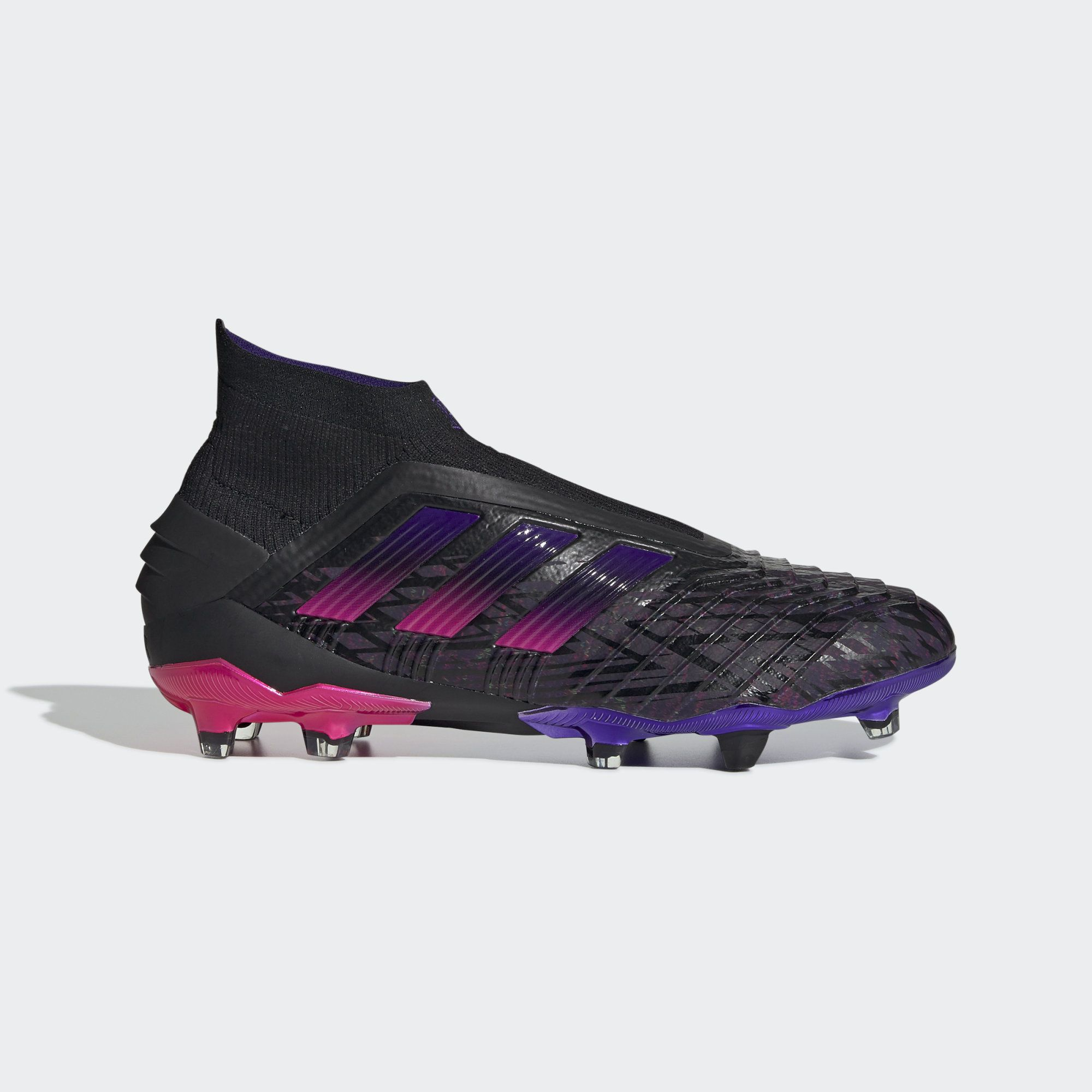 Adidas Predator 19 Paul Pogba Fg Core Black Core Black Shock Pink Pogba Adidasfootball Cleats Soccer Cleats Adidas Paul Pogba