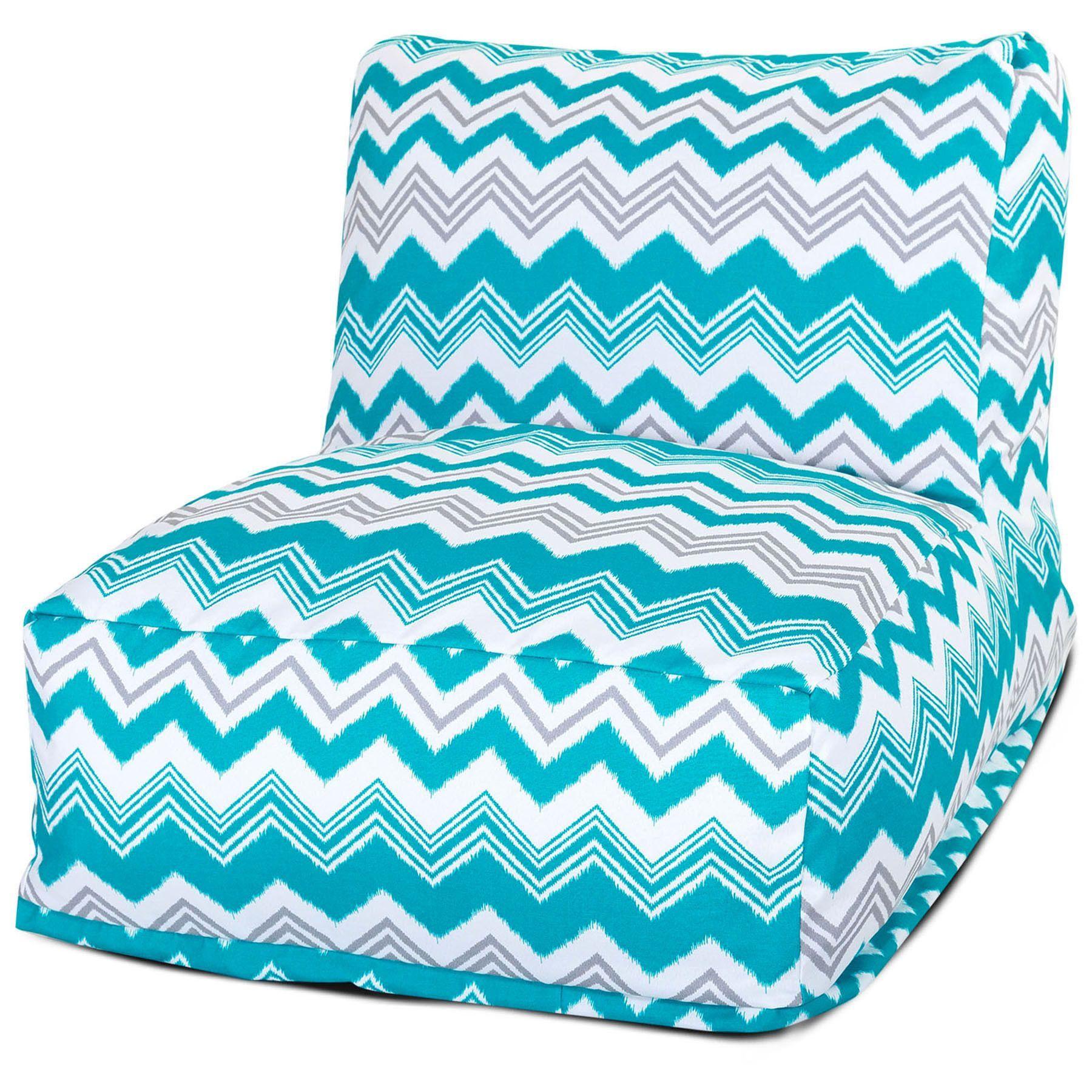 Pacific Zazzle Bean Bag Chair Lounger