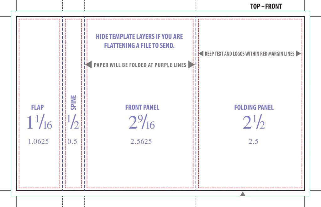 50 Professionally Printed 4 Panel J Cards Double Sided W Scoring Card Template Templates Card Templates Printable