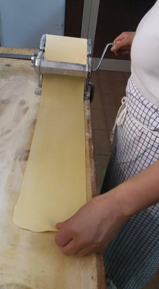 La pasta fatta in casa, la nostra passione!