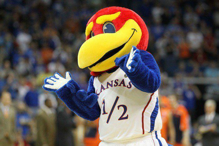 Mascot Monday: University of Kansas Jayhawks (With images