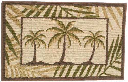 Top 11 Fascinating Palm Tree Kitchen Rugs Photo Idea