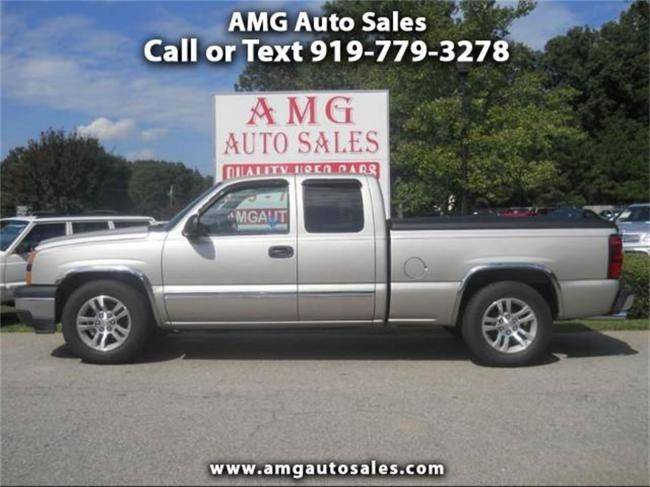 2006 Chevrolet Silverado In Raleigh North Carolina Chevrolet