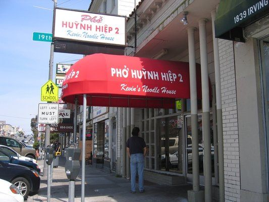 Pho Huynh Hiep 2 Kevin S Noodle House Photos Noodle House California Travel Road Trips Road Trip Destinations